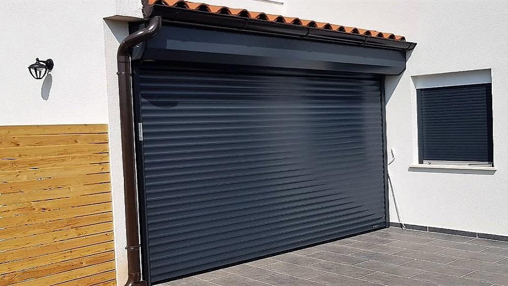 prodaja i montaža rolo garažna vrata adistrum